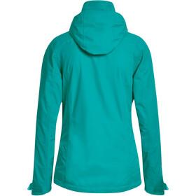Maier Sports Metor 2 Layer Packaway Jacket Damen viridian green